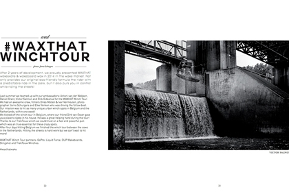 Unleashed Wakeboard Magazine