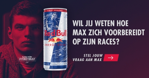 Max Verstappen Stay Fit