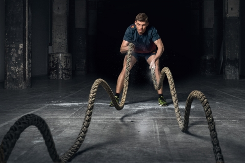Jarno Schurgers Photography Max Verstappen Power Ropes Red Bull Racing Portrait Portretfotografie