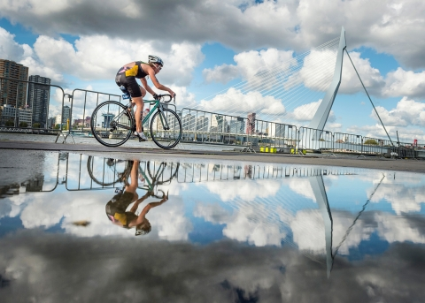 Jarno Schurgers Photography ITU Grand Final Triathlon Rotterdam Sportfotografie