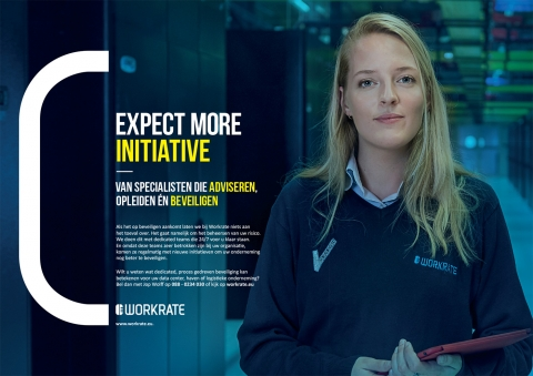 Jarno Schurgers Photography Workrate Campaign Commercial Photography