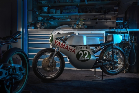 Jarno Schurgers Photography Commu Yamaha Motorbike Racer Commercial Photography