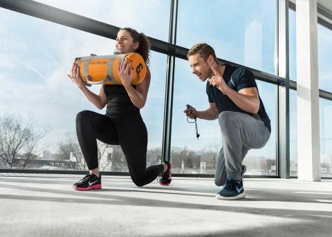 Jarno Schurgers Photography Peaktime Personal Training Commercial Photography
