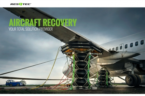 Jarno Schurgers Photography Resqtec Aircraft Recovery Campaign Commercial Photography